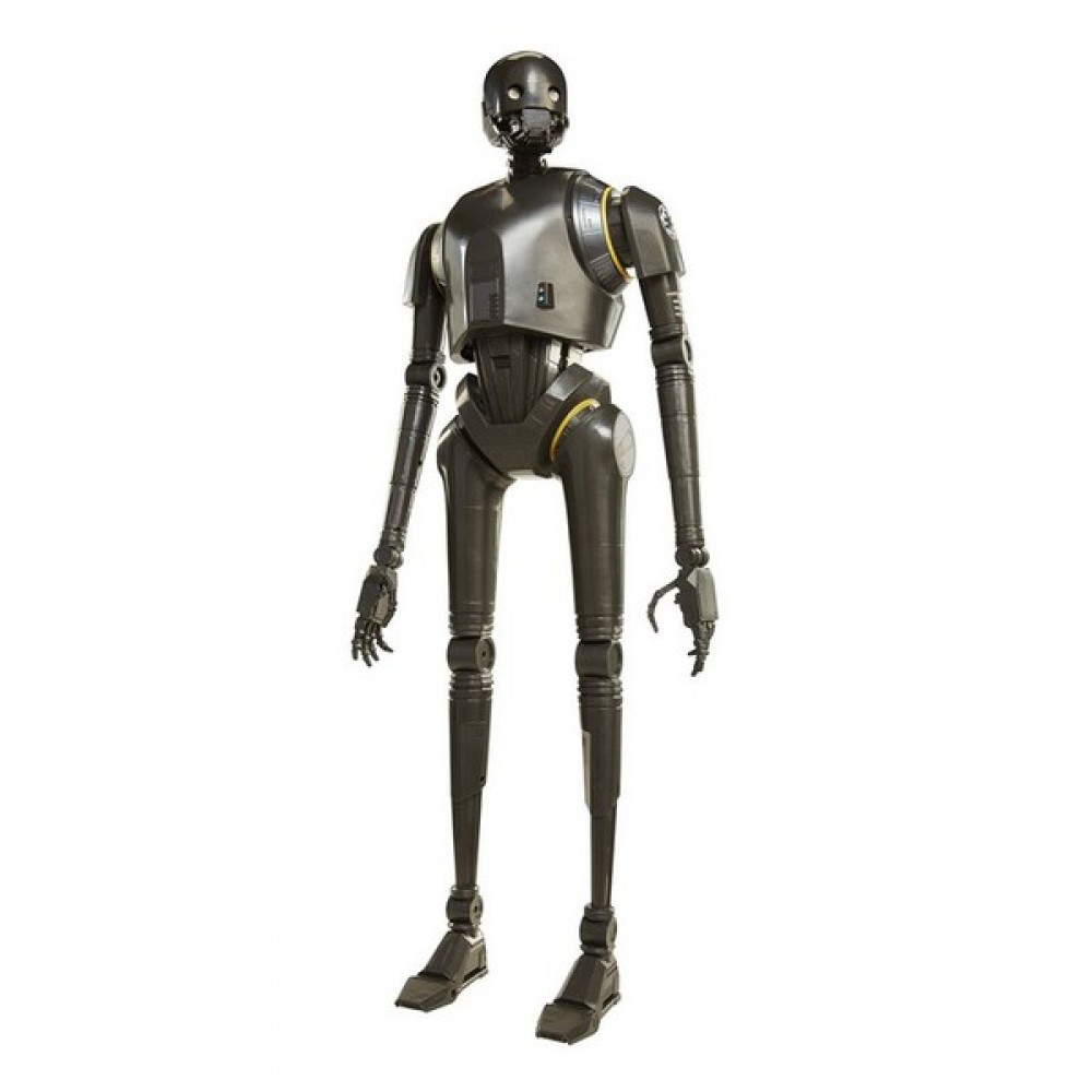 STAR WARS - ROGUE ONE SEAL DROID K-2SO ACTION FIGURE (50cm)