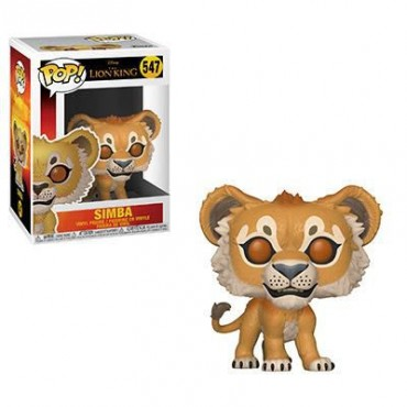 POP! DISNEY - SIMBA #547 VINYL FIGURE
