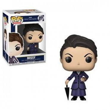 POP! Television: Doctor Who - Missy #711 Vinyl Figure