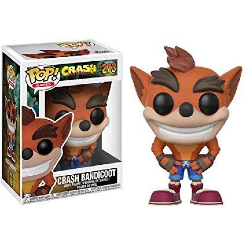 POP! Games: Crash Bandicoot #273 Vinyl Figure