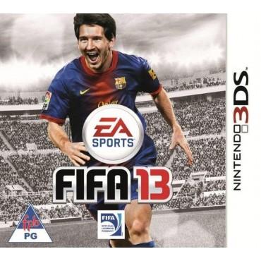 3DS FIFA 13