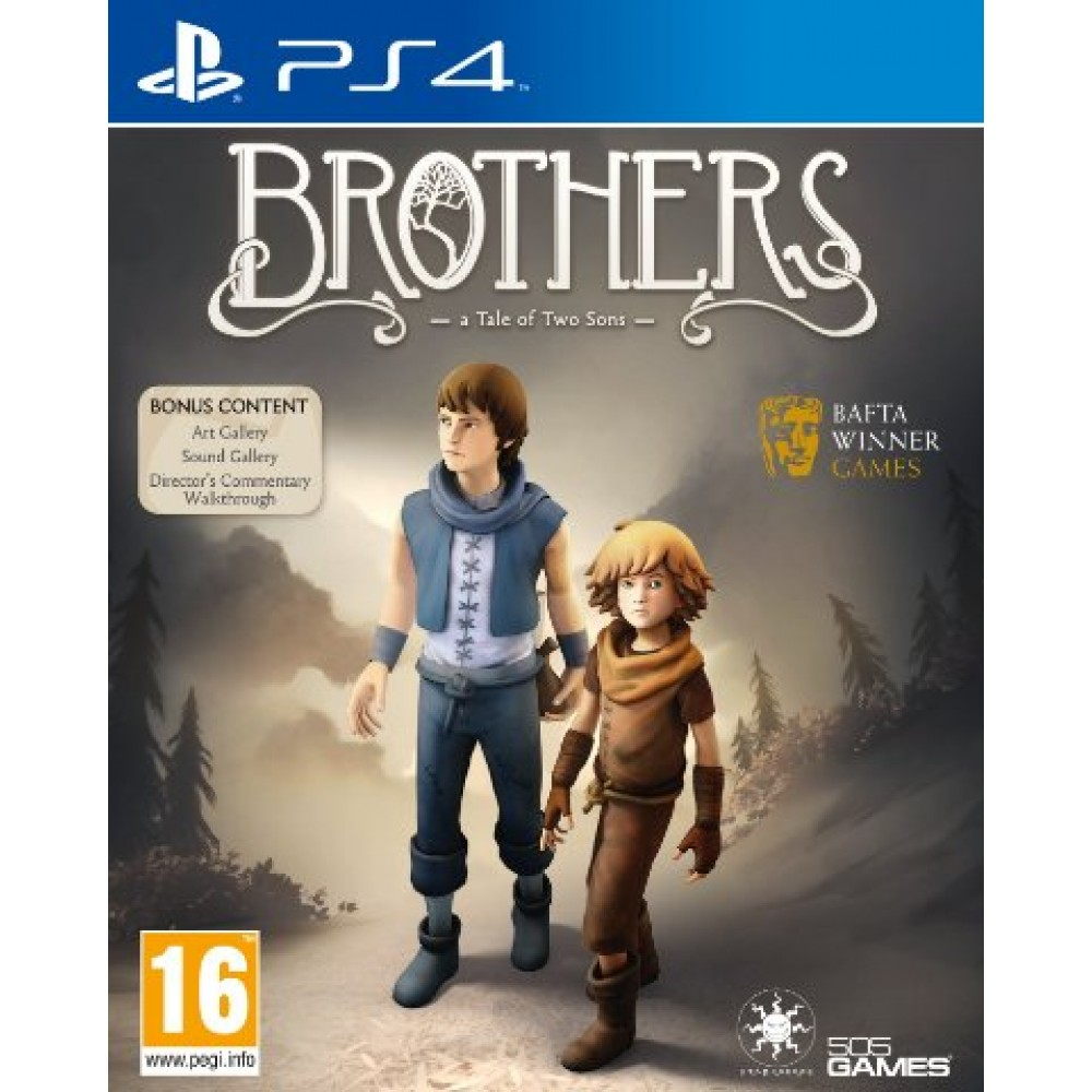 PS4 BROTHERS : A TALE OF TWO SONS