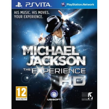 PS VITA Michael Jackson The Experience HD