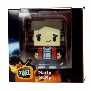 Back to the Future - Marty McFly Figure 7cm Pixel
