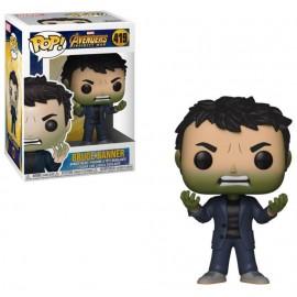 POP! Marvel: Infinity War - Bruce Banner (Hulk Head) #419 Vinyl