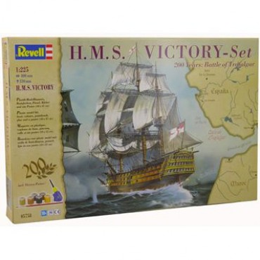 Revell H.M.S Victory Set