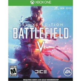XBOX ONE Battlefield V - Deluxe Edition