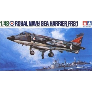 TAMIYA 1/48 ROYAL NAVY SEA HARRIER FRS.1