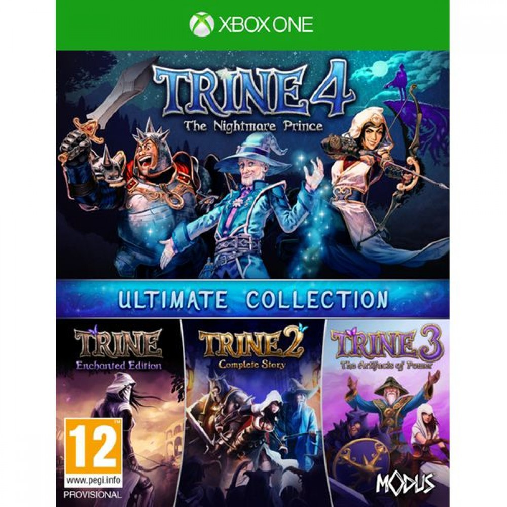XBOX ONE TRINE ULTIMATE COLLECTION