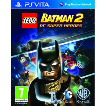 PS VITA LEGO BATMAN 2 LIETOTA