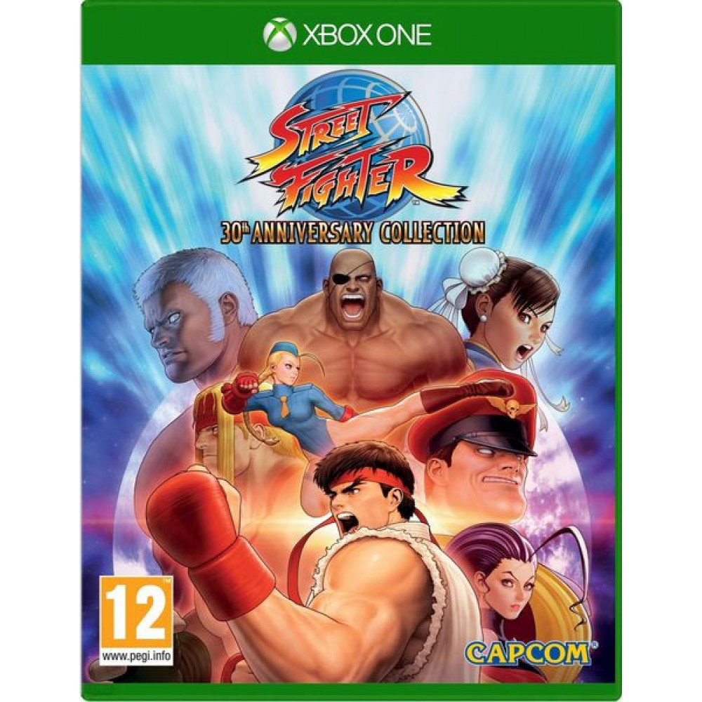 XBOX ONE Street Fighter - 30th Anniversary Collection