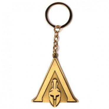 Assassin's Creed Odyssey - Odyssey Logo Metal Keychain / PIEKARIŅŠ