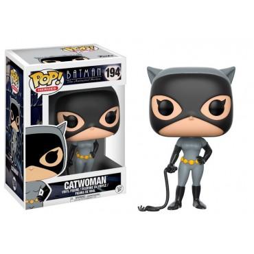POP! Heroes: Batman The Animated Series - Catwoman #194 Vinyl Figure