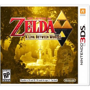 3DS THE LEGEND OF ZELDA : A LINK BETWEEN WORLDS