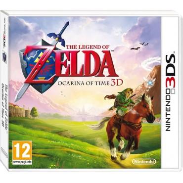3DS THE LEGEND OF ZELDA : OCARINA OF TIME 3D LIETOTS