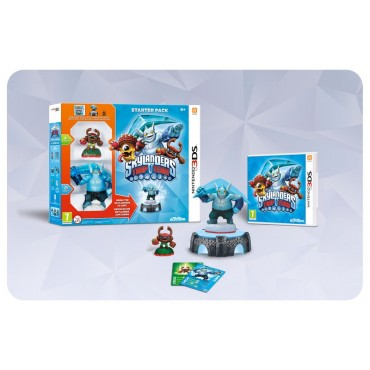 3DS SKYLANDERS TRAP TEAM STARTER PACK