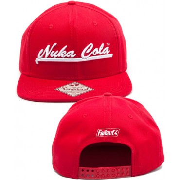 FALLOUT 4 - NUKA COLA SNAPBACK CAP