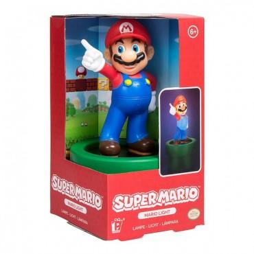 Nintendo Super Mario - Light / LAMPA