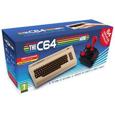 THE C64 Mini Console