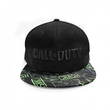 Call of Duty - Crash Map Snapback Cap