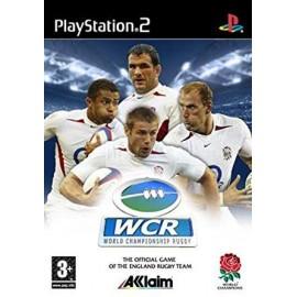 PS2 WORLD CHAMPIONSHIP RUGBY LIETOTS