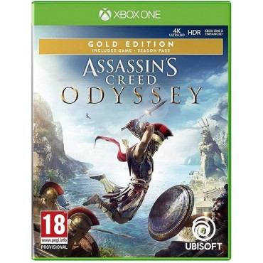 XBOX ONE Assassin's Creed: Odyssey - Gold Edition