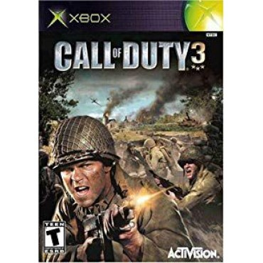 XBOX CALL OF DUTY 3 LIETOTS