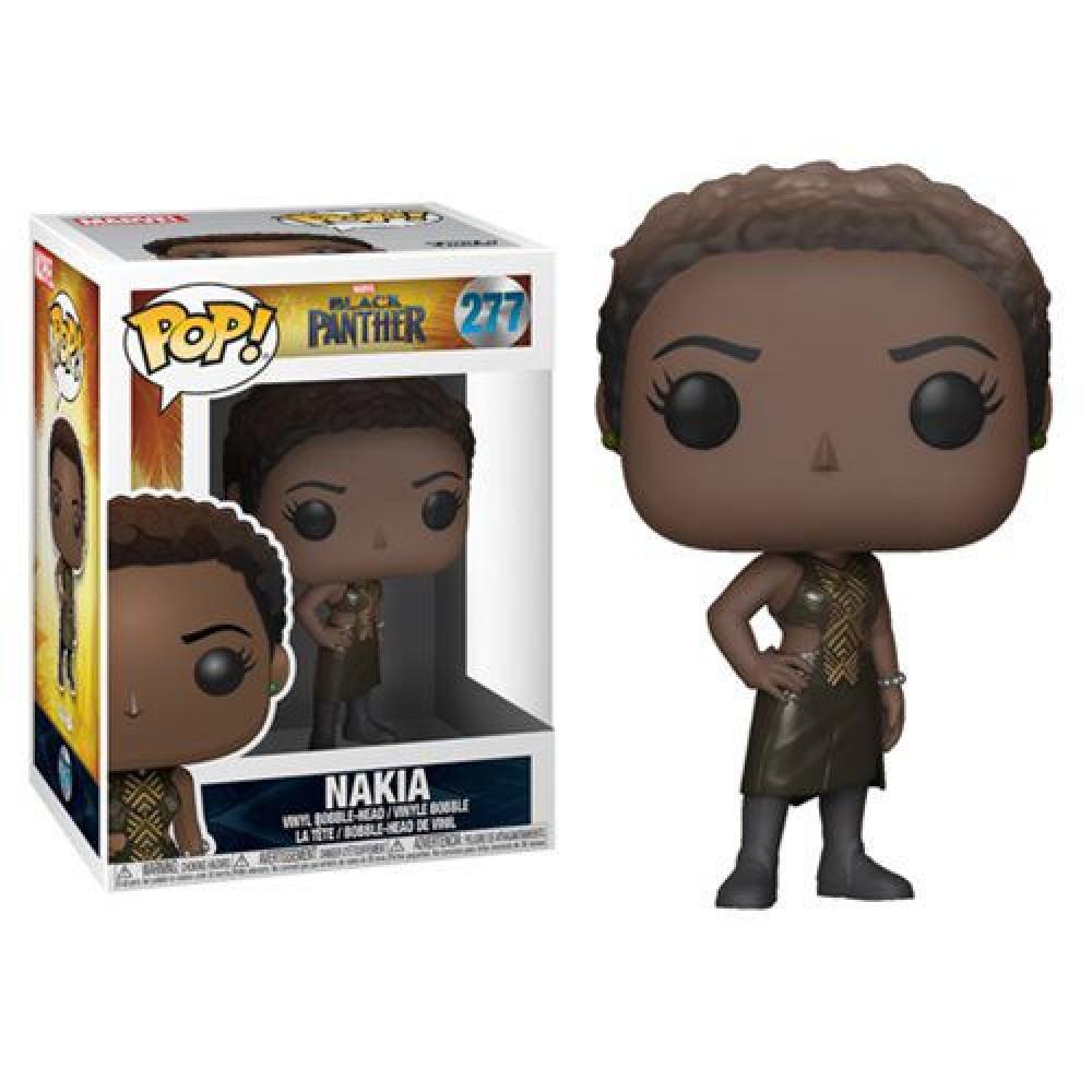 POP! Marvel: Black Panther - Nakia #277 Bobble-Head Vinyl Figure