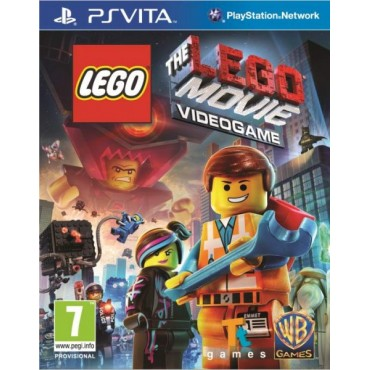 PS VITA LEGO MOVIE LIETOTS