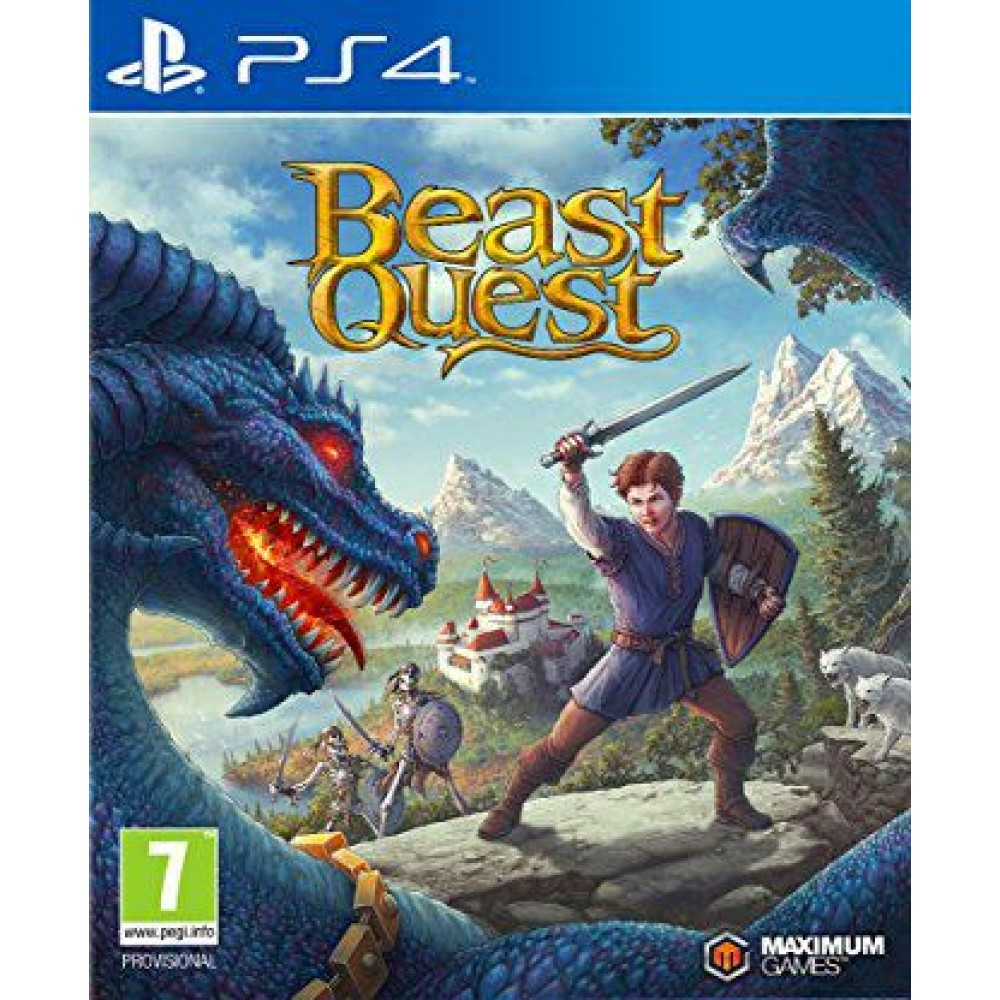 PS4 Beast Quest - The Official Game