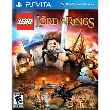 PS VITA LEGO LORD OF THE RINGS LIETOTA