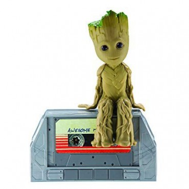 Guardians of the Galaxy Vol 2 Marvel Movie Dancing Groot Speaker Boombox Moves and Grooves to The Music