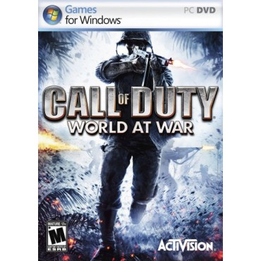 PC CALL OF DUTY : WORLD AT WAR
