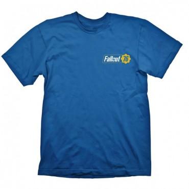 "Fallout - ""Vault 76"" Blue"