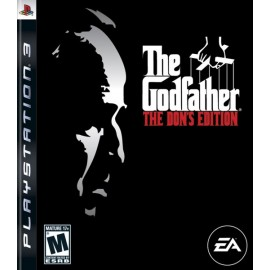 PS3 THE GODFATHER THE DON'S EDITION LIETOTA