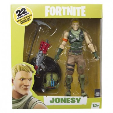 FORTNITE JONESY ACTION FIGURE