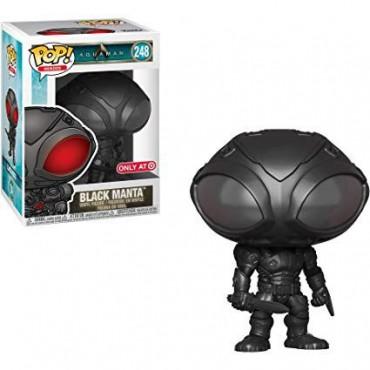 POP! Heroes: DC Comics Aquaman - Black Manta #248 Vinly Figure