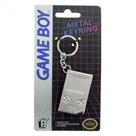 Nintendo Game Boy - 3D Metal Keyring (PP4141NN)