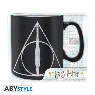 Abysse Harry Potter - Deathly Hallows 460ml Mug
