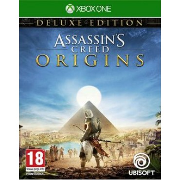 XBOX ONE ASSASSIN'S CREED ORIGINS DELUXE EDITION