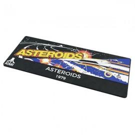 Asteroids - Rubber Floor Mat / GUMIJAS TEPIĶIS 77CM X 33CM