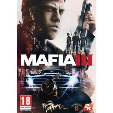 PC MAFIA III (INCLUDES FAMILY KICK-BACK)
