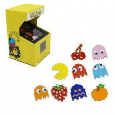 Pac-Man - Arcade Pin Badge Set
