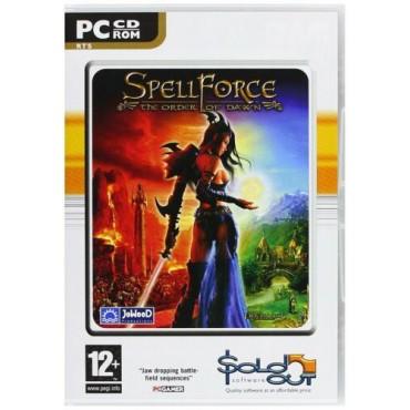 PC-CD SpellForce: Order of Dawn LIETOTA