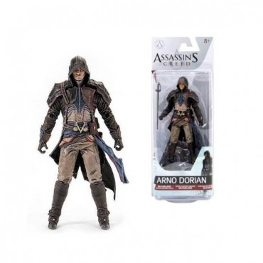 ASSASSIN'S CREED SERIES 4 - ARNO DORIAN ACTION FIGURE (15cm)