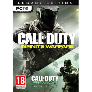 PC CALL OF DUTY: INFINITE WARFARE - LEGACY EDITION