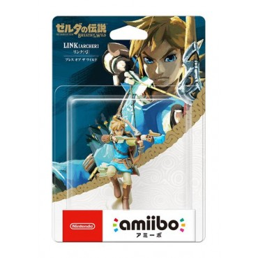 AMIIBO THE LEGEND OF ZELDA Breath of the Wild: LINK (ARCHER)