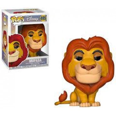 POP! DISNEY - MUFASA #495 VINYL FIGURE