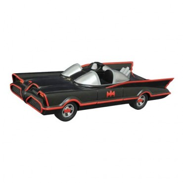BATMAN 1966 BATMOBILE BANK COIN BUST BANK / KRĀJKASĪTE (22cm)