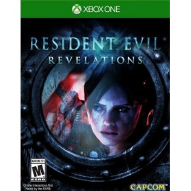 XBOX ONE Resident Evil Revelations HD